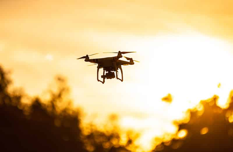 Drones Assist with Catastrophic Claims