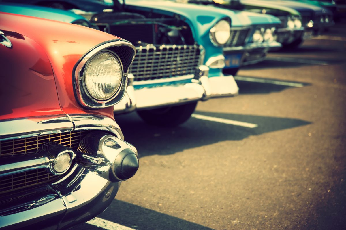 Tips for Getting Your Classic Back on the Spring Roads