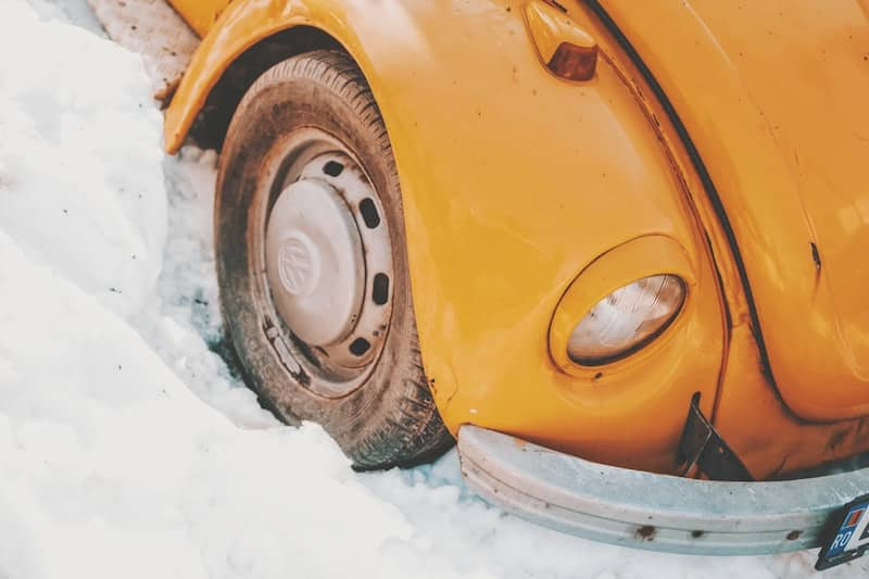 How Should I Get My Classic Car Ready for Winter?