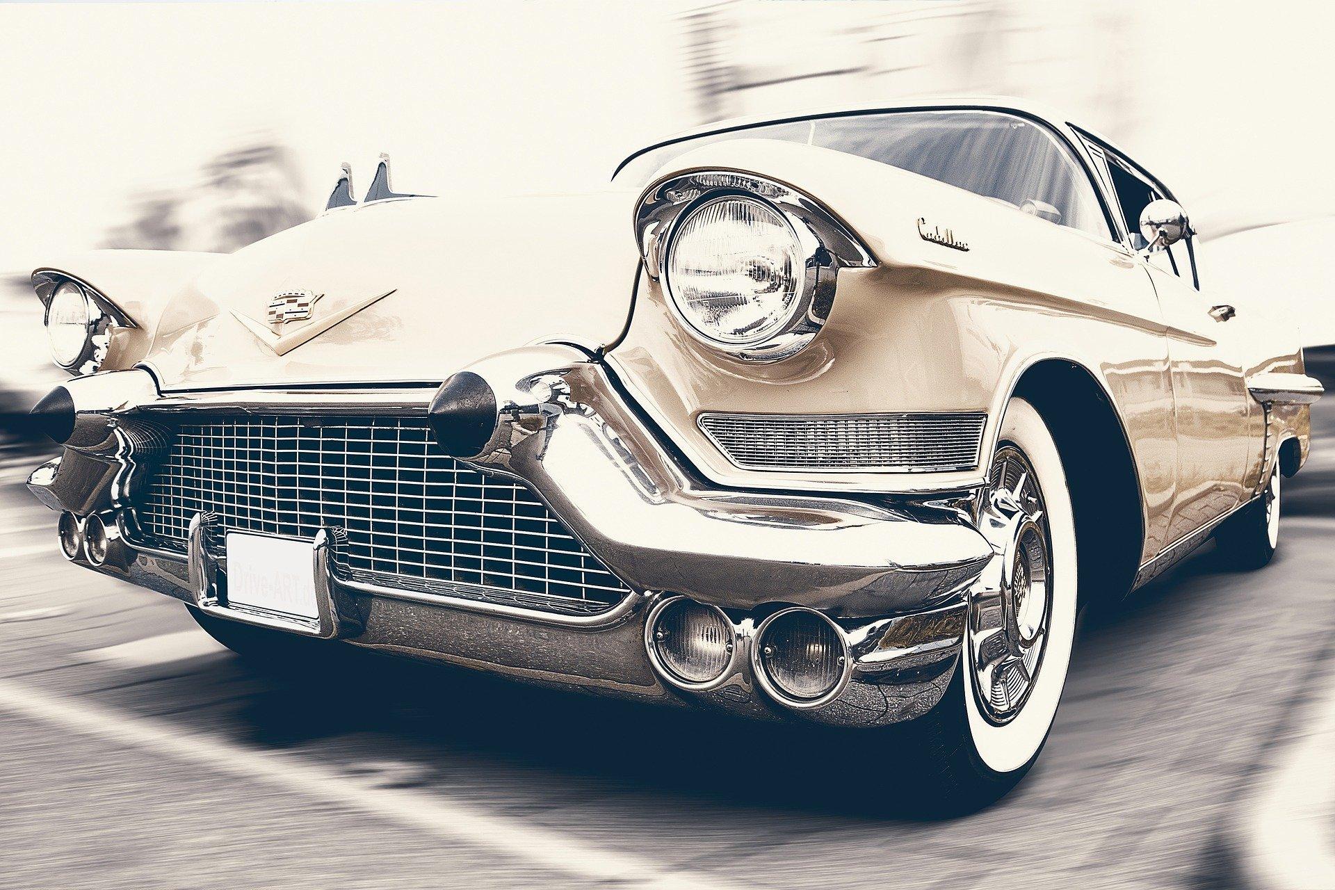 Vintage Car Buyers Lukewarm on Modern Classic Cars