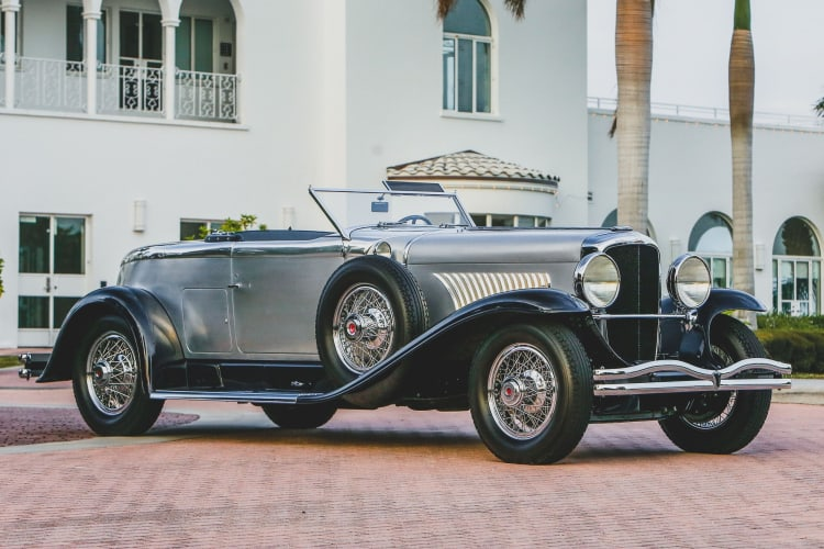 Amelia Island Auction: A Case Study on Classic Cars